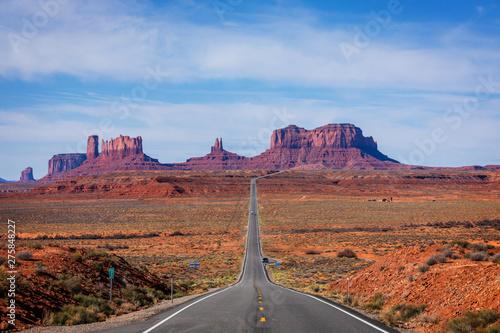 Valokuva  Monument Valley Navajo Tribal Park , Arizona, Utah, USA