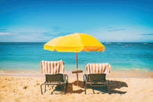 Beach Holiday Lounging Chairs ...
