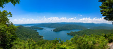 Lake Jocassee Viewed From Jump...