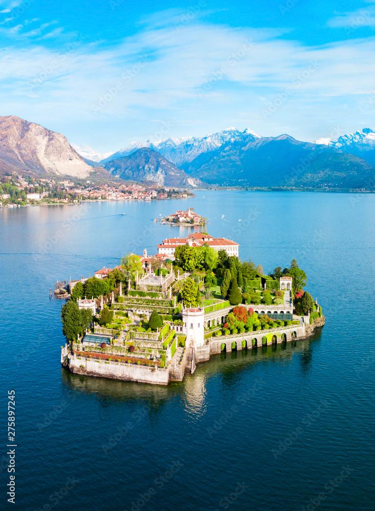 Fototapety, obrazy: Isola Bella, Lago Maggiore Lake