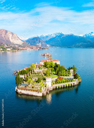 Fotografía Isola Bella, Lago Maggiore Lake