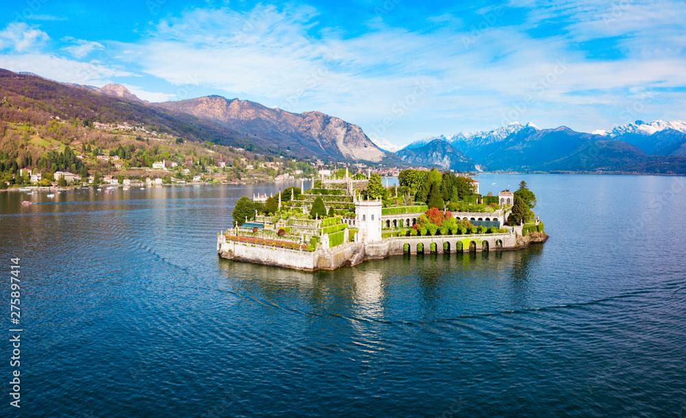 Fototapeta Isola Bella, Lago Maggiore Lake