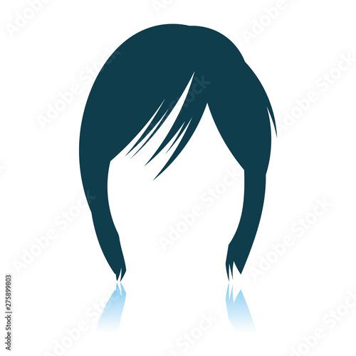 Woman Hair Dress #275899803