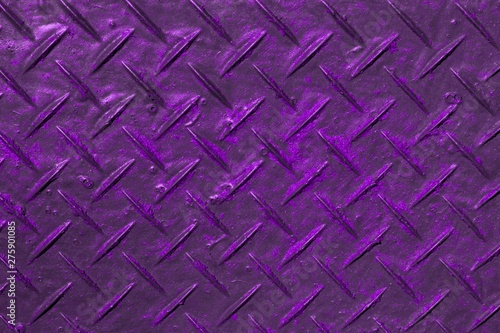 purple old antiskid surface texture - cute abstract photo background Canvas Print