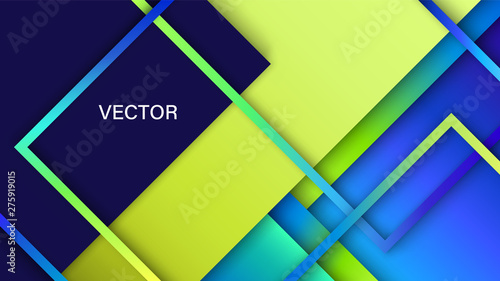 Abstract Colorful Background Wallpaper Mural