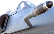 Military Jet Refueling Probe. ...