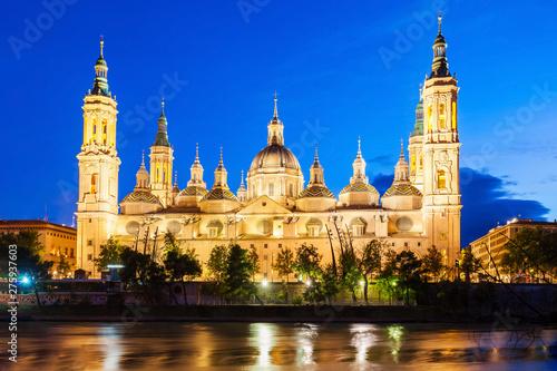Cathedral Our Lady Pillar, Zaragoza