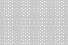 Seamless Dotted Background. Abstract Geometric Wallpaper Of The Surface. Print For Interior Design And Fabric. Black And White Illustration