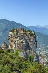 Fototapeta na wymiar Monastery of the Holy Trinity, Meteora, Greece