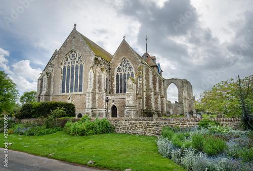 Ancient Church at Winchelsea, East Sussex, UK Tapéta, Fotótapéta