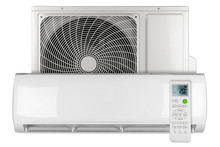 Set Of Air Conditioner Ac Inve...
