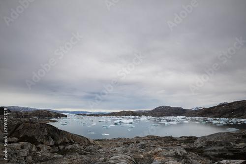 Foto op Aluminium Arctica Die Wildnis Grönlands