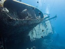 Wreck Of Boat Cedar Pride In A...