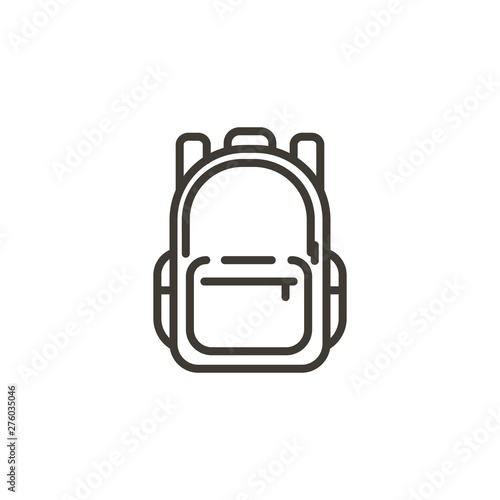 Photo Schoolbag icon