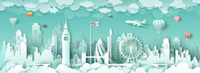 Travel London England Famous L...