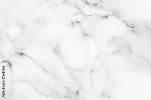 Poster Artificiel White marble texture for background.