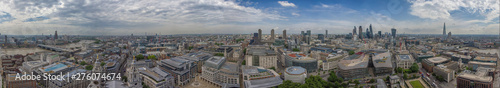 Poster Antwerpen London Panorama