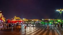 Xian DaTang Street Night Light...