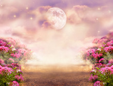 Fantasy Photo Background With ...