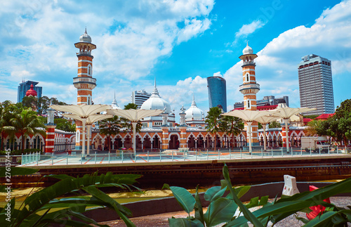 Photo The Sultan Abdul Samad Building