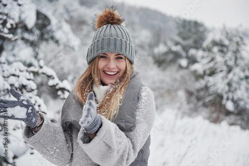 Fotografía  Conception of winter holidays