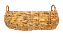 Large Two-hand Wicker Basket M...