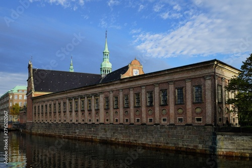 Photo  View of Church of Holmen from the water