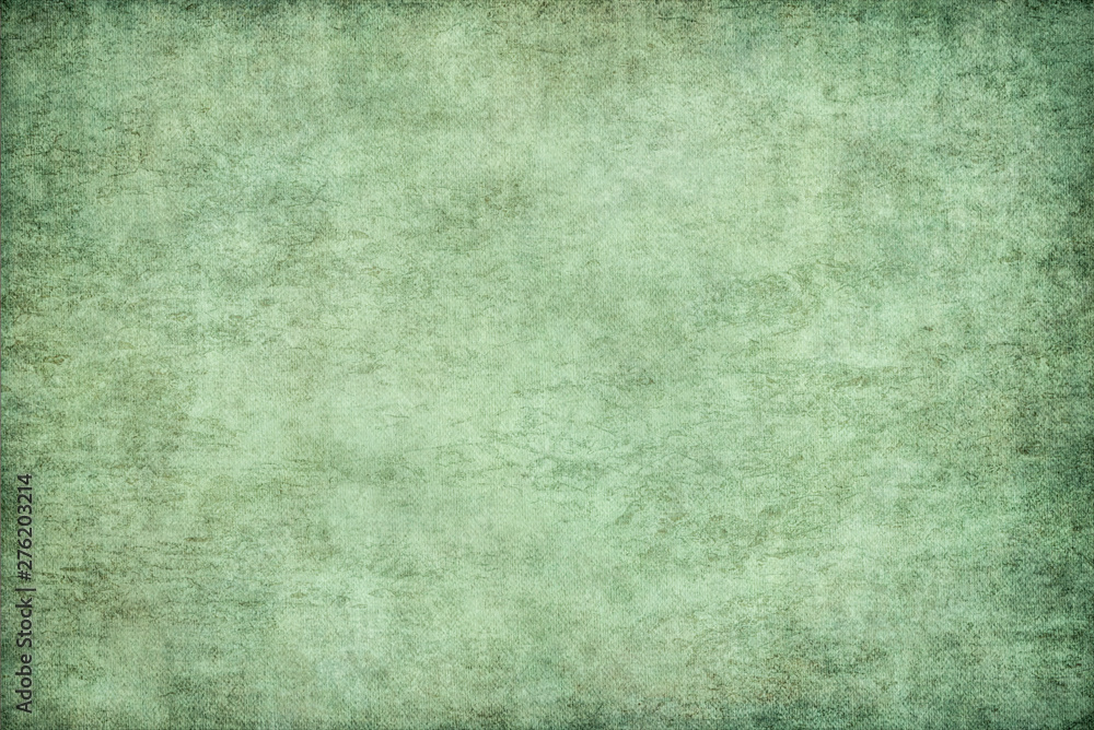 Fototapety, obrazy: Antique vintage grunge canvas texture.