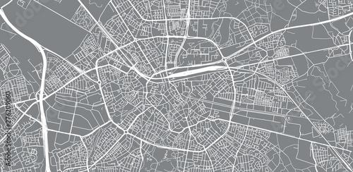 Urban vector city map of Eindhoven, The Netherlands – kaufen ...