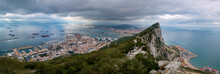 A Panoramic View Of The Rock O...