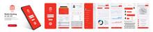Design Mobile Banking App. UI,...