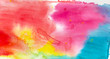 Watercolor bright backgrounds
