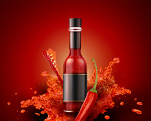 Hot Sauce Product