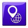 Leinwanddruck Bild - Regionale Suche - Icon