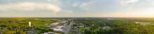 Aerial Panorama Lumberton Nort...