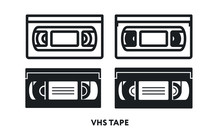 VHS Retro Video Cassette Tape....