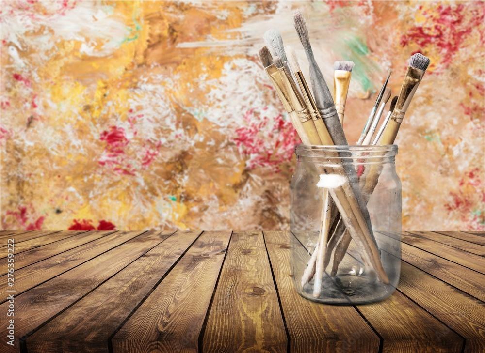 Fototapety, obrazy: Paintbrush.