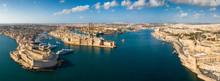 Malta. Picturesque Cityscape.