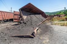 Freight Train Derailment