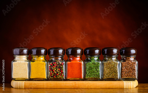 Canvas Prints Spices Seeds and Spices