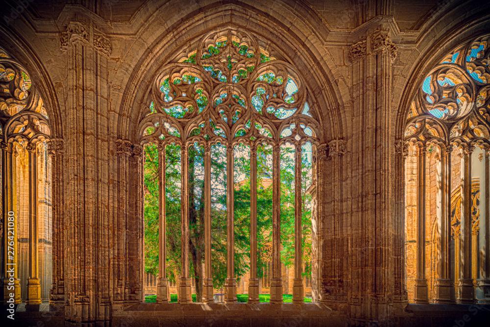 Fototapety, obrazy: Vista del centro de Segovia, España