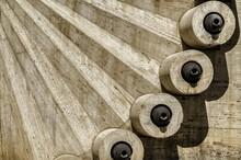 Closeup Of Beautiful Architect...