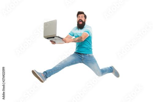 Fotografia  Fast internet