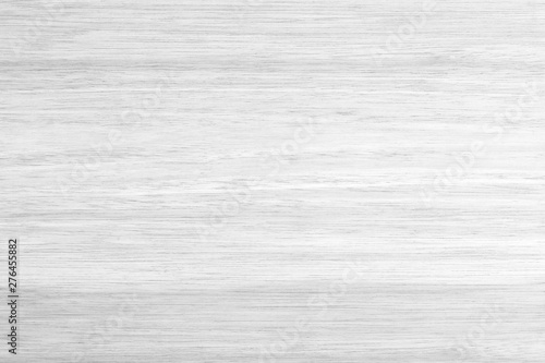 Obraz White wood natural background. Wood pattern and texture background. - fototapety do salonu