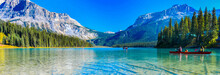 Emerald Lake,Yoho National Par...