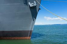 SS Jeremiah O'Brien Ship At Fi...