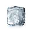 canvas print picture ice cube