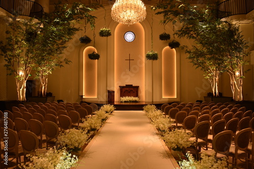 Stampa su Tela 結婚式場