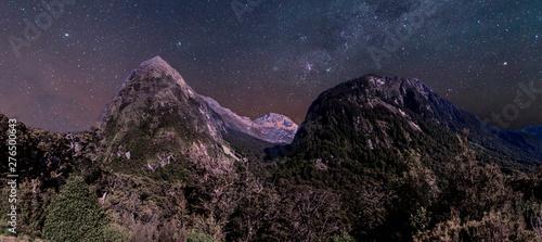 Coromandel Pinnacles under the stars