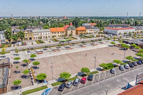 Tomaszów Mazowiecki - Plac Kościuszki